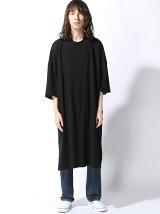 (M)ZIP FIVE マキシマムロングTシャツ