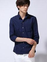 イタリアンカラー7ブタケシャツ