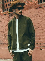 MILITARY SWING TOP JACKET