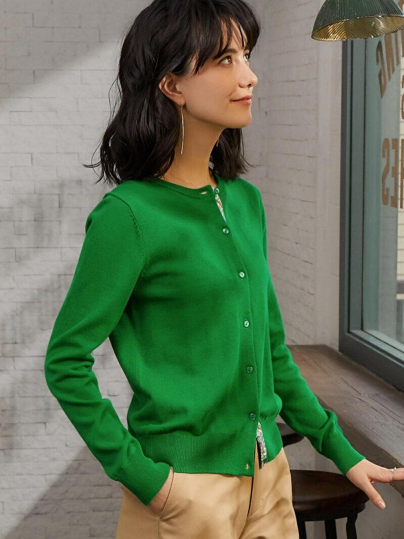 【SALE/50%OFF】UNITED ARROWS green label relaxing [手洗い可能] ◎SC UV リバティ カーディガン ユナイテッドアローズ グリーンレーベルリラクシング ニット【RBA_S】【RBA_E】