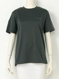 【SALE/30%OFF】Mila Owen バックプリントT/SH ミラオーウェン カットソー Tシャツ グレー ブルー ホワイト