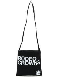 RODEO CROWNS WIDE BOWL R goods SACOSH ロデオクラウンズワイドボウル バッグ ショルダーバッグ ブラック ホワイト イエロー ブラウン