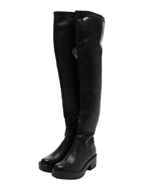 ストレッチロングブーツ