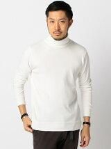ビーミング by ビームス / スムース タートルネック Tシャツ BEAMS ビームス