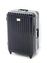(W)静走ラインキャリーバッグ・スーツケースL
