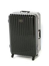 静走ラインキャリーバッグ・スーツケース(L)容量約80L 静音