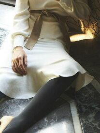 Viaggio Blu ニットアップマーメイドスカート ビアッジョブルー スカート スカートその他 ホワイト ネイビー ブルー【送料無料】