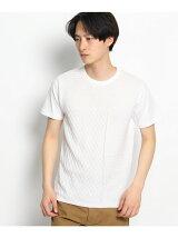 前身ニットTシャツ
