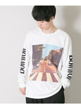 BOWWOW ROAD LONG-SLEEVE T-SHIRTS