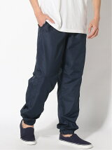 LOGO ZIP PANTS