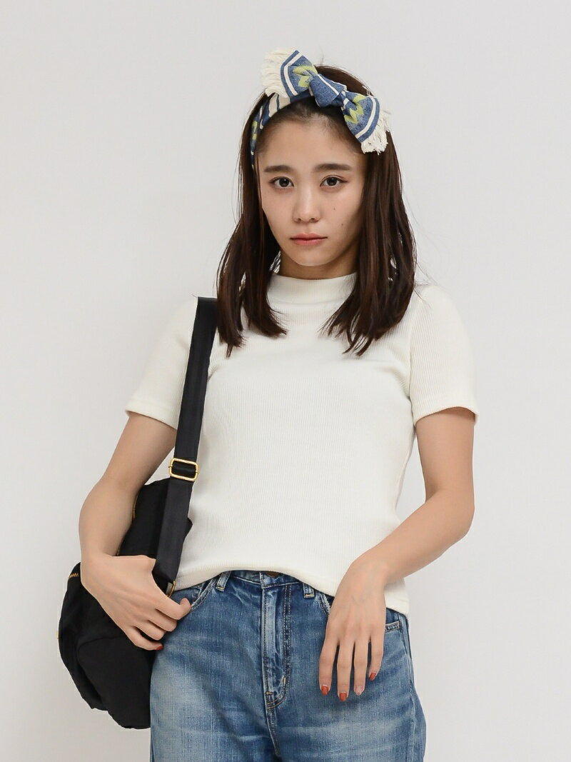【SALE/55%OFF】X-girl BASIC S/S TOP エックスガール カットソー【RBA_S】【RBA_E】