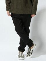 【WEGO】【BROWNY STANDARD】(M)ストレッチデニムジョガーパンツ
