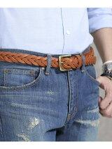 Magic Mesh Leather Belt