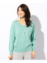 Burbling Cotton ニット