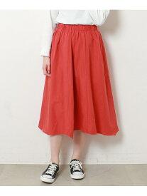 【SALE/57%OFF】frames RAY CASSIN イレヘムスカート レイカズン スカート 台形スカート/コクーンスカート グリーン ネイビー ベージュ オレンジ