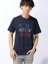 ペンシルロゴTシャツ