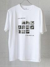 BC BT MONO PHOTO プリント Tシャツ