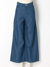 DUNGAREE Wide Pants
