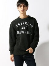 FRANKLIN&MARSHALL/(M)ニット