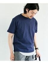 Jacquard Ring Crew-Neck T-Shirts