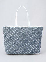 MOUSSY/QUILTING TOTE