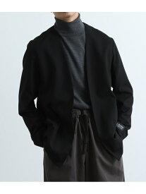 ADAM ET ROPE' 【CARREMAN】ルームジャケット アダムエロペ コート/ジャケット【送料無料】