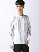 US COTTON REFLECTOR WING L/S