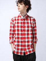 チェックレギュラーシャツ7S