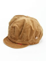 ROUND HOUSE/(U)RH CORDUROY USEFUL CAS BERET