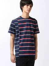 (M)『Made in France』 ボーダーTシャツ (半袖)