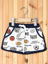 SHORT PANTS ENJOY SPORTS(12M-3T)
