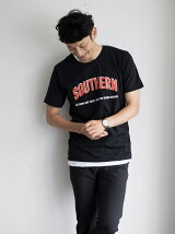 SOUTHERMロゴTシャツ