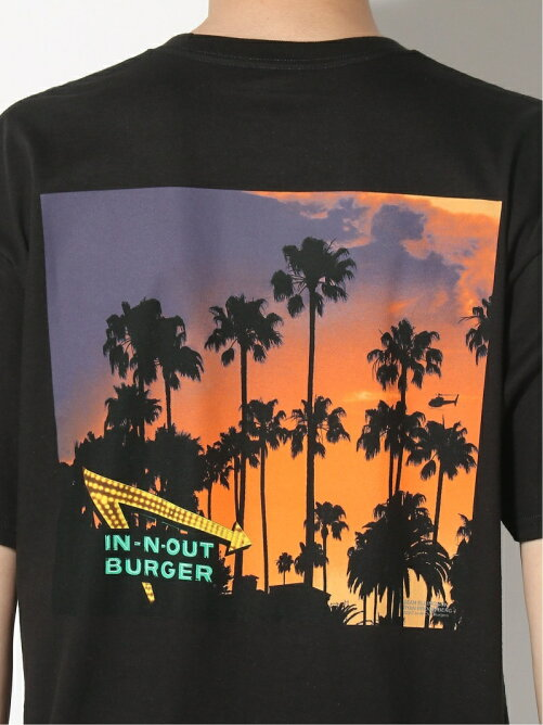 IN.N.OUT S/S CALIFORNIA DREAM