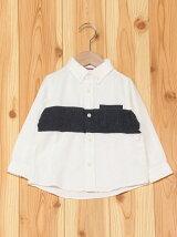 (K)ソフトフランネルキリカエシャツ
