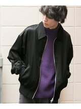 DROP COLLAR BLOUSON