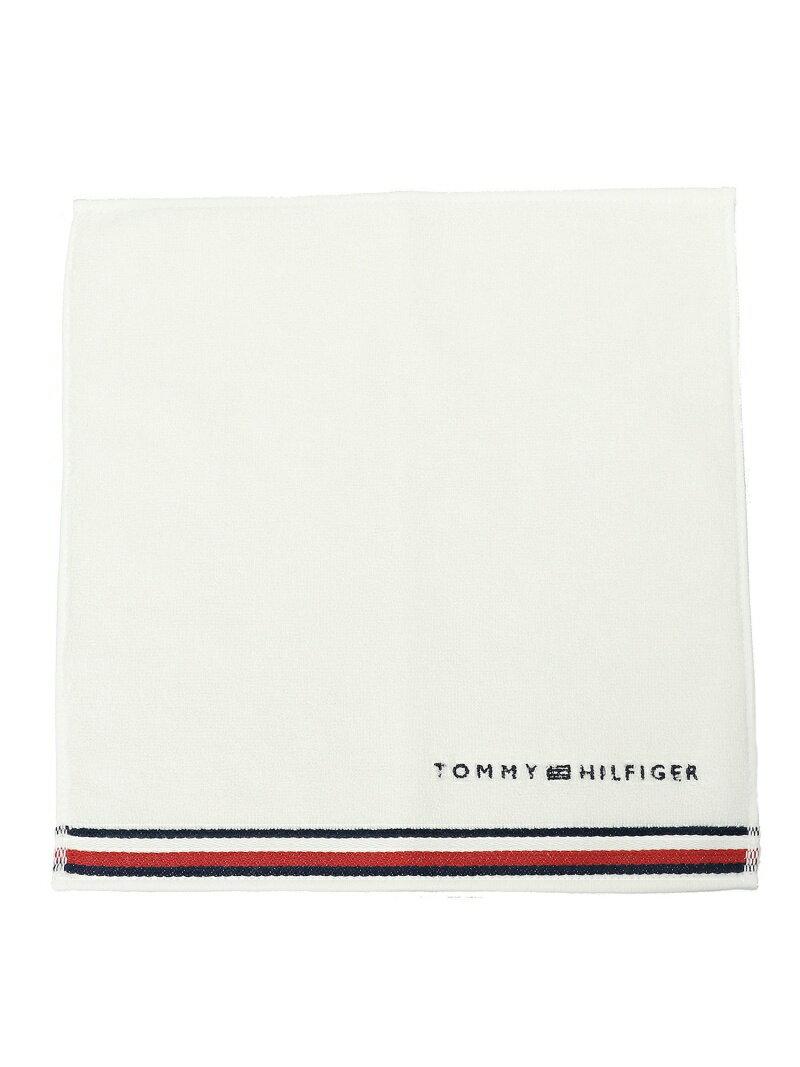 TOMMY HILFIGER (M)ハンドタオル トミーヒルフィガー ファッショングッズ