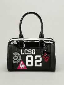 le coq GOLF (W)ポーチ QQCNJA41 ルコックゴルフ バッグ ポーチ ブラック ホワイト【送料無料】