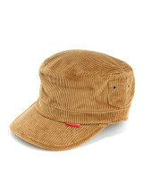 ROUND HOUSE/(U)RH CORDUROY SIDE POCKET WORK CAP