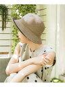 【SALE/30%OFF】URBAN RESEARCH 【WEB限定】ブリムラインペーパーハット アーバンリサーチ 帽子/ヘア小物 ハット ブ…