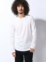 (M)無地長袖Tシャツ・カットソー(オンライン限定)
