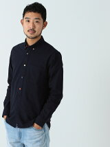 BEAMS / マルチボタン シャツ