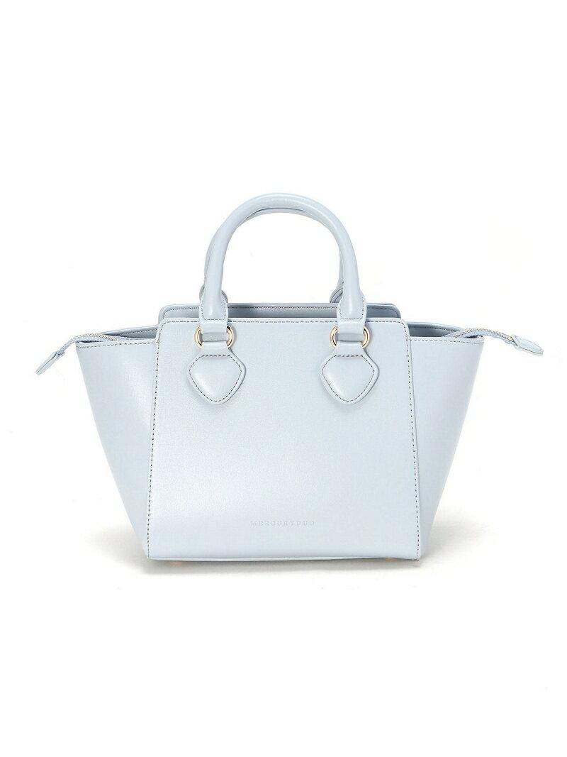 【SALE/70%OFF】MERCURYDUO リボンショルダー2way mini bag マーキュリーデュオ バッグ【RBA_S】【RBA_E】