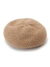 ブークレニットベレー帽