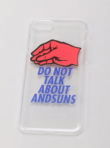 (M)DO NOT TALK IPHONE CASE iPhone6/6S/7