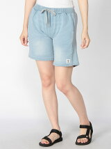 (W)【AZ by junhashimoto 】Cut denim shorts