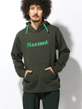 (M)Sweat Logo Parka