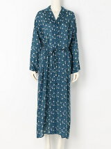 CHAMOMILE PRINT Shirt Dress