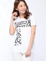 (W)プリントTシャツ・カットソーDDF1