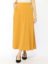 Lugnoncure/サンディングフレアスカート