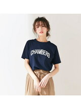 【MICA&DEAL】CHAMBER Tシャツ